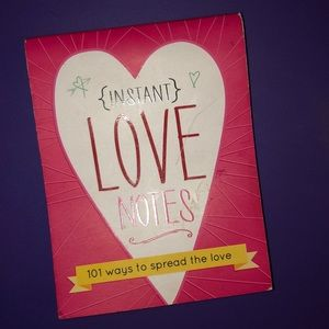 🆕NWT 101 Instant Love Notes (self-adhesive) gift
